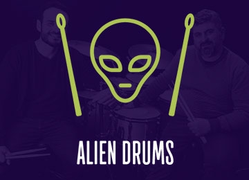 CURSO ALIEN DRUMS